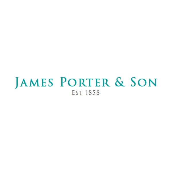 Pear Cut Blue Sapphire Cluster Ring in 9ct White Gold