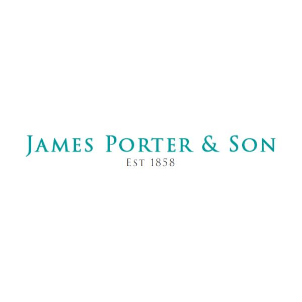 9ct White Gold Satin Rectangular Stud Earrings